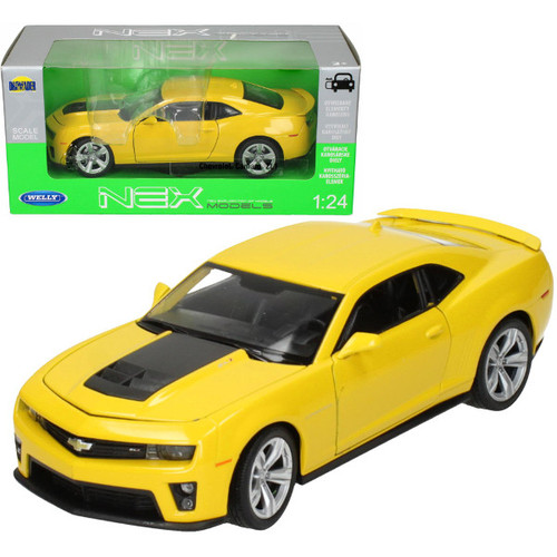 Chevrolet Camaro Zli ż 243 łty Die Cast Model Welly 24042a