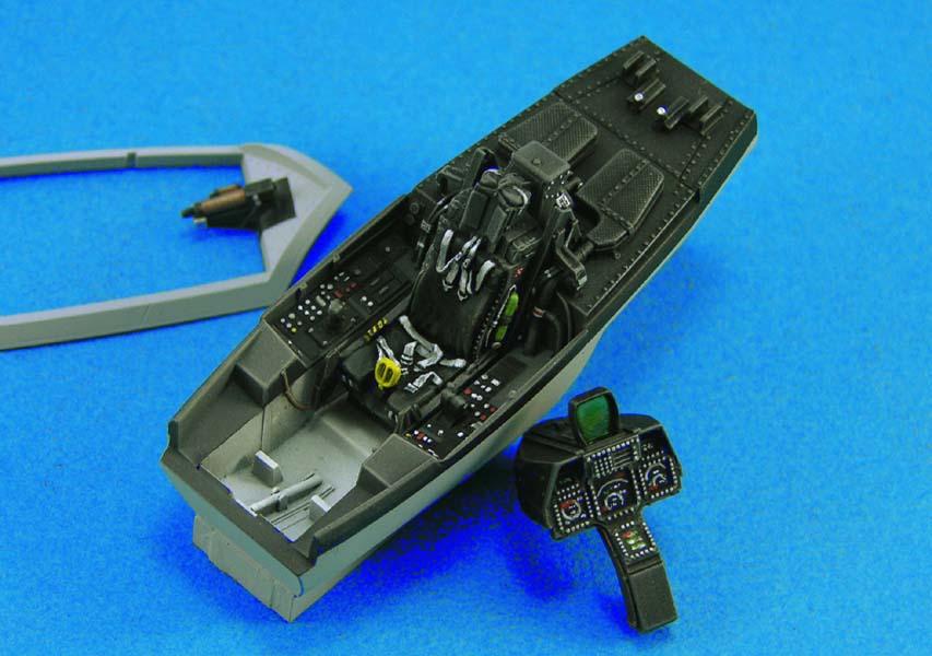 F-22A Cockpit set (for...F 22 Cockpit