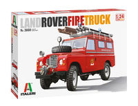 Land Rover Fire Truck - Image 1