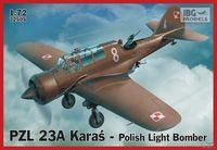 PZL. 23A Karaś - Polish Light Bomber - Image 1