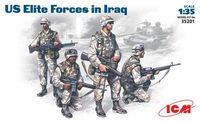 War Aganist Terror US Elite  Forces in Iraq - Image 1