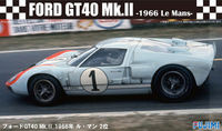 Ford GT40 Mk-II `66 LeMans 2nd