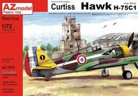 Curtiss Hawk H-75C1 Over Africa - Image 1