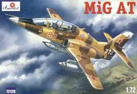 MiG-AT (late) Russian trainer aircraft