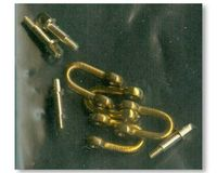Late model shackle for Pz.Kpfw.V Panther x 4pcs