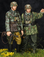 German Grenadier Set (2 figs)