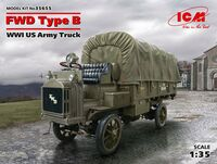 FWD Type B, WWI US Army Truck - Image 1