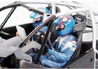Rally Driver & Co-Driver Set - Image 1