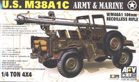 USA/USMC 1/4T 4X4 W/M40 106MM - Image 1