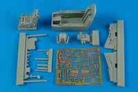 Yak-38 Forger cockpit set Hobby boss - Image 1