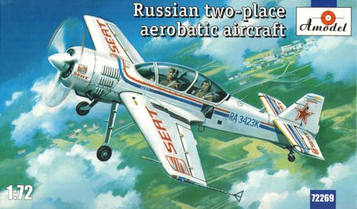 Suchoj Su-29 Russian two-place aerobatic aircraft - Image 1