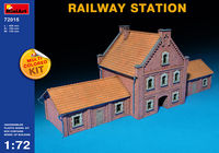 Railway Station (Multi-Colored Kit) - Image 1