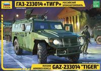 "Russian Armored Vehicle GAZ-233014 ""Tiger"" - Image 1"