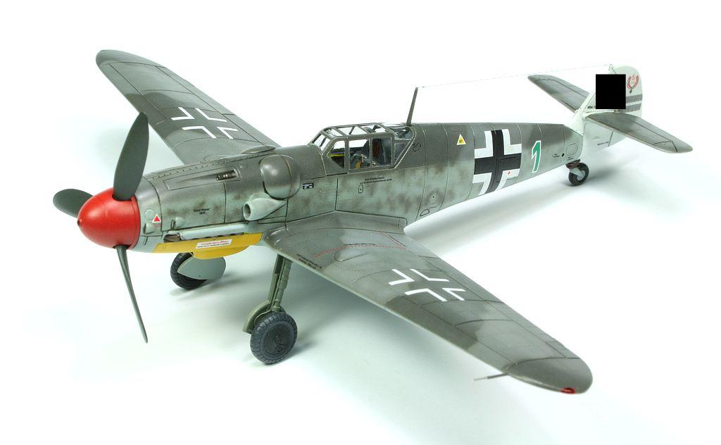 Messerschmitt Bf-109G-5 Early AZ-Model 7445