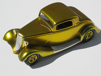 ALC-706 Candy Golden Yellow Enamel