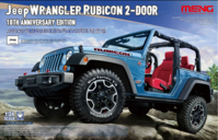 Jeep Wrangler Rubicon 2-door 10th Anniversary Edition - Image 1