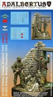 Ortona 1943, mini diorama (Ortona 1943, w 2x decals and base) - Image 1