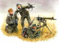 German Machine-Gunners, Eastern front 1944