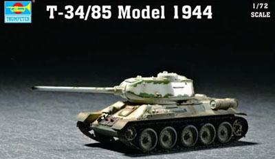 USSR 1944-1//72 No30 T-34//85