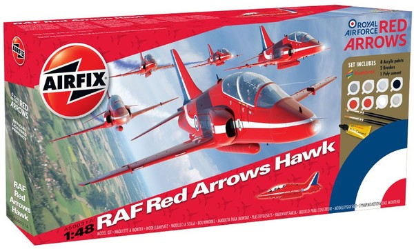 Red Arrows Hawk Gift Set - Image 1