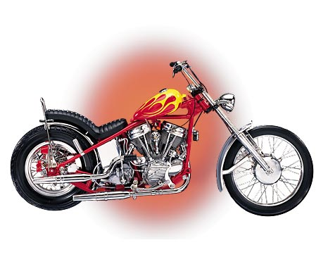 Ducati Hatchet