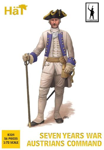 Seven Years War Austrians Command - Image 1