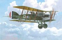 BRISTOL F.2B with SUNBEAM Arab engine