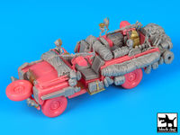 Land Rover  Pink Panther accessories set for Italeri - Image 1