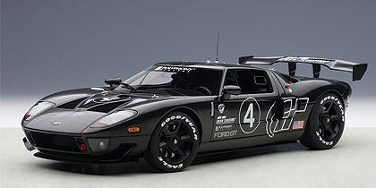 Ford Gt Lm Spec Ii Test Car Carbon Fiber Livery Image