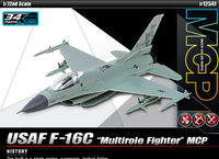 USAF F-16C Multirole Fighter MCP - Image 1