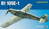 Bf 109E-1 Weekend Edition