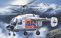 Kamov Ka-226 Serega Russian Emergency Situations Ministry (MChS)