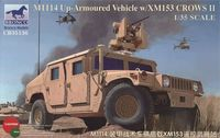 American M1114 Up-Armoured Vehicle with XM153 CROWS II