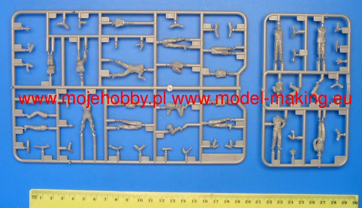 TAMIYA 32526 WWII British Infantry Set Europe 1:48 Military Model Kit