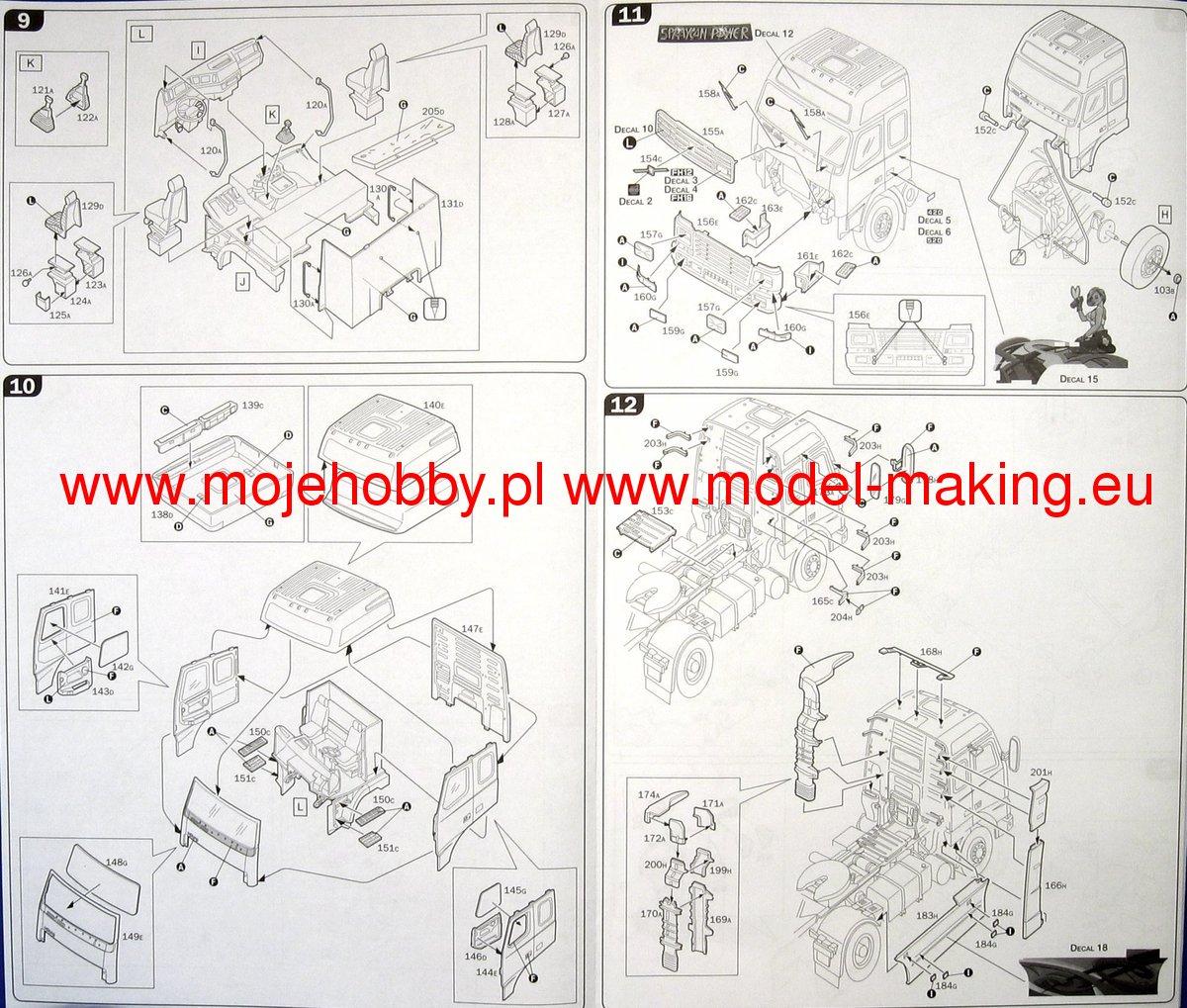 Volvo fh12 xl70 italeri 3840 2ita38405g cheapraybanclubmaster Image collections