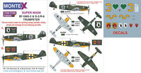 Bf 109G-2 & G-2/R-6 TRUMPETER - Image 1