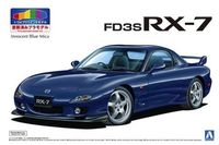Mazda FD3S RX-7 99 (Innocent Blue mica)