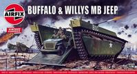 Buffalo & Willys MB Jeep - Image 1