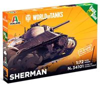 SHERMAN - WoT Easy to Build