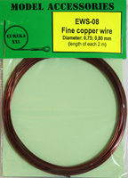 Fine copper wire Diameter: 0.75, 0.80 - Image 1