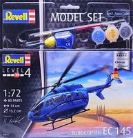"Eurocopter EC 145 ""Builders Choice"" Model Set"