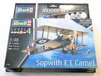 Sopwith F.1 Camel Model Set