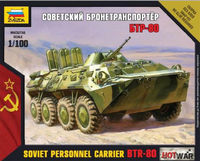 Soviet Personnel Carrier BTR-80 Hot War - Image 1