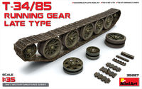 T-34/85 RUNNING GEAR Late Type - Image 1