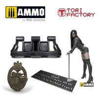 German Pz.kpfw. III/IV 40cm Track (Mid Type) Limited Edition