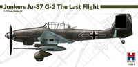 Junkers Ju-87 G-2 The Last Flight