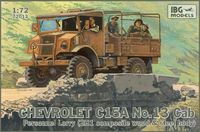 Chevrolet C.15A No.13 Cab Personnel Lorry - Image 1