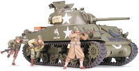 US Medium Tank M4A3 Sherman 75mm Gun Late Production - Image 1