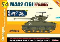 M4A2 (76) Red Army + Maxim Machine Gun - Image 1