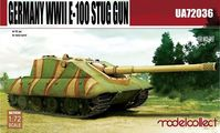 Germany WWII E-100 Supper Heavy Jagdpanther - Image 1